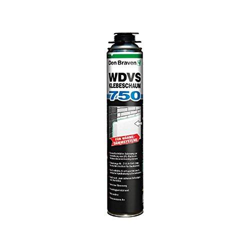Den Braven WDVS adhesivas Pistola de espuma (750 ml): Amazon.es ...