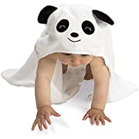 Baby Hooded Towel Upsimples Panda Baby Towels for Boys and Girls 38 × 38 inches Ultra Large 500GSM Super Soft Organic Bamboo Baby Towel for Baby Infant Toddler   Baby Shower/Registry Gift Photo Shoot