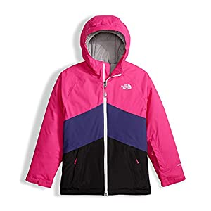 The North Face Big Girls' Brianna Insulated Jacket - Petticoat Pink, m/10-12