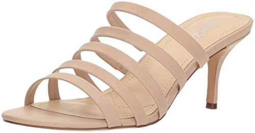 Charles by Charles David Women's Benny Heeled Sandal Nude RBRjw05f