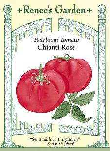 Tomato - Chianti Rose Seeds