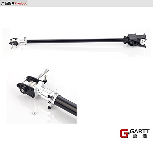 GARTT 500 Tail Kit Torque Tube fits Align Trex 500 RC Helicopter