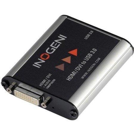 Inogeni HDMI/DVI-D to USB 3.0 Video Capture Card (1080p a...