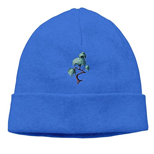 Magic House Tree Costumes (Akrier Unisex Classic Winter Warm Hats Tall and Strange Magic Trees Breathable)