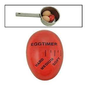 Magic Color Changing Egg Timer Cook Thermometer