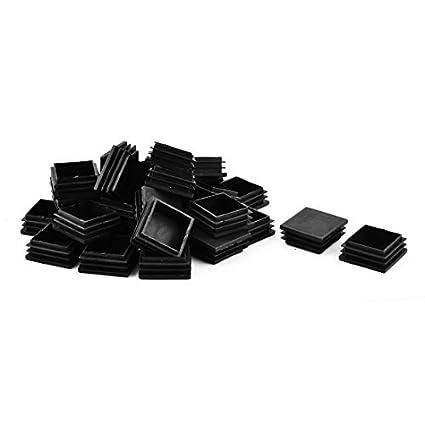 Amazon.com: eDealMax cuadrados plásticos Tabla pata de la Silla de ...