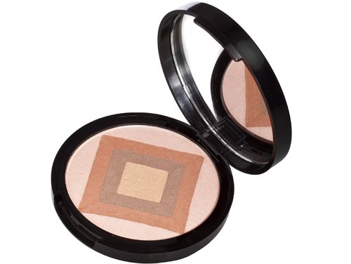 Jolie Mineral Gemstone Bronzer Pressed Bronzing Powder - Gracious
