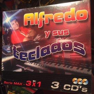 Serie Max 3x1 by Alfredo Y Sus Teclados: Alfredo Y Sus Teclados ...