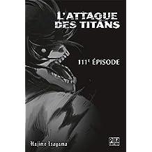 L'Attaque des Titans Chapitre 111 (French Edition)