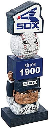 Evergreen Chicago White Sox Vintage Team Garden Statue ()