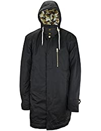 Men's Deepak Padded Hooded Coat