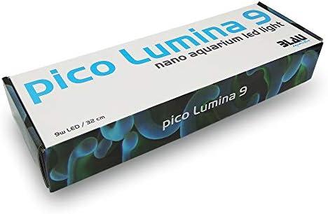 Blau Aquaristic Pico Lumina 9 Marine 1 Unidad 390 g: Amazon.es ...