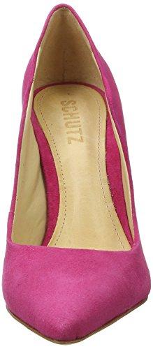 Bout Escarpins 02360001 Rose Rose Femme Fermé Schutz Pink Rose S2 Pink xfB4wnqP