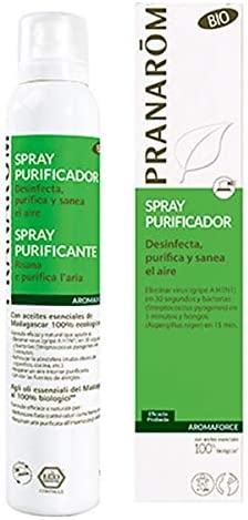 Aromaforce Spray Purificador 150 ml de Pranarom: Amazon.es: Salud ...