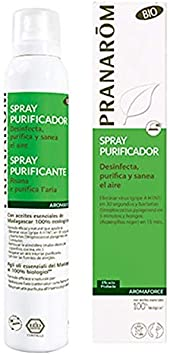 Spray purificador de ambiente