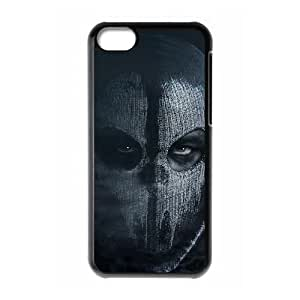 Call of Duty Ghosts DIY Case for Iphone 5C, Custom Call of Duty Ghosts Case