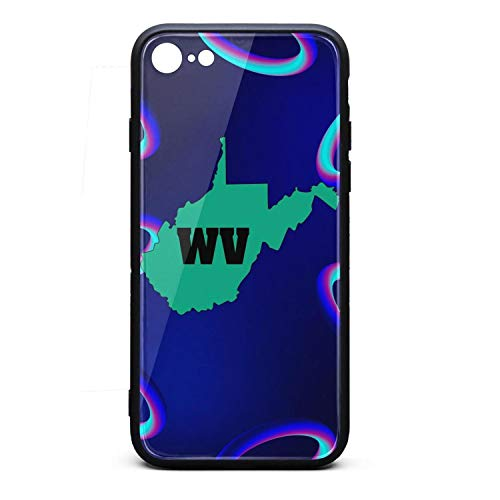 Fancy iPhone 6/6s Plus Cell Phone Case West Virginia School Spirit Place iPhone 6s Plus iPhone Cover Custom iPhone 6 Plus Case