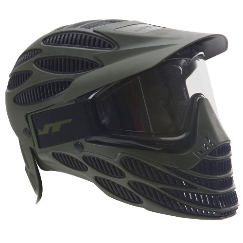 JT Flex 8 Full Coverage Goggle, Olive