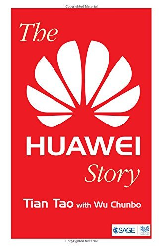 Price comparison product image The Huawei Story