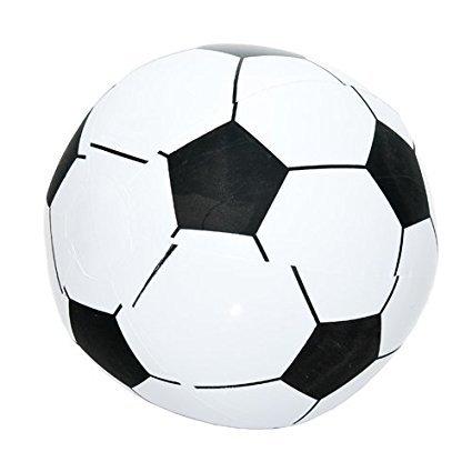 Fun Central BC547 1 Dozen Inflatable Soccer Ball