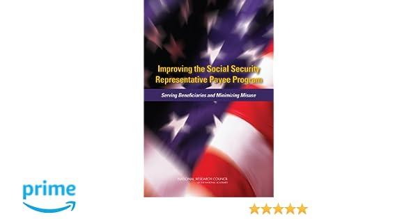 Improving the Social Security Representative Payee Program