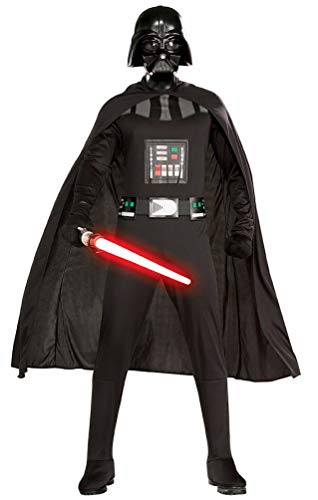 Star Wars Adult Darth Vader Set, Black, Plus