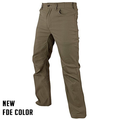 Condor Outdoor Cipher Tactical Stretch Pants (32x30, Flat Dark Earth -