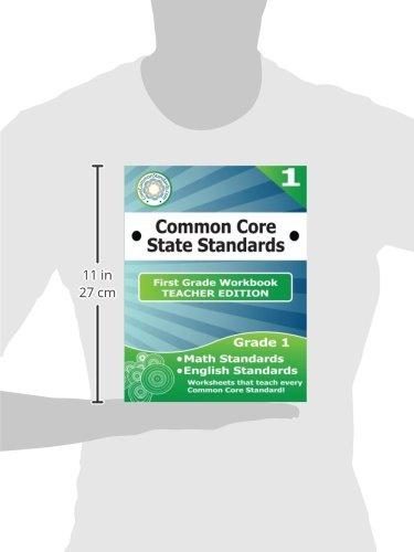 First Grade Math first grade math free worksheets : First Grade Common Core Workbook - Teacher Edition: Have Fun ...