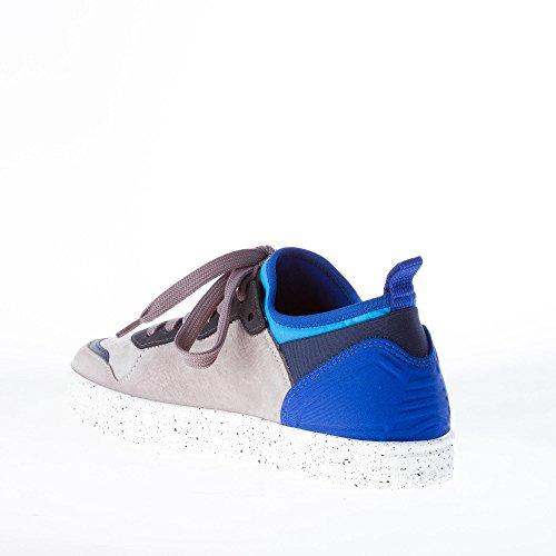 Hogan Rebel Uomo Sneaker in Nabuk Grigio e Neoprene Blu Grigio Venta Costo En Línea 2018 En Línea Barata Espacio Libre En Línea Amazon Sitio En Línea Oficial vd4ey4e