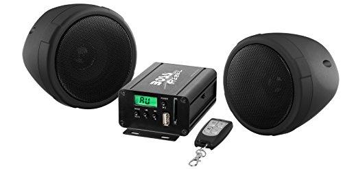 MCBK500 Motorcycle Speaker System Built