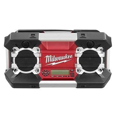 Milwaukee 2790-20 12-Volt to 28-Volt Jobsite Radio
