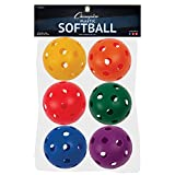 Champion Sports Plastic Softball Set