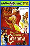 The Exotic Dreams Of Casanova [DVD-R]