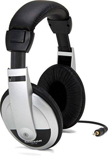 Samson HP10 Stereo Headphones by Samson Technologies