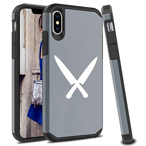 chef knife phone case - 1