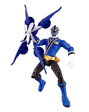 Power Ranger Samurai Samurai Ranger Water Action Figure ()