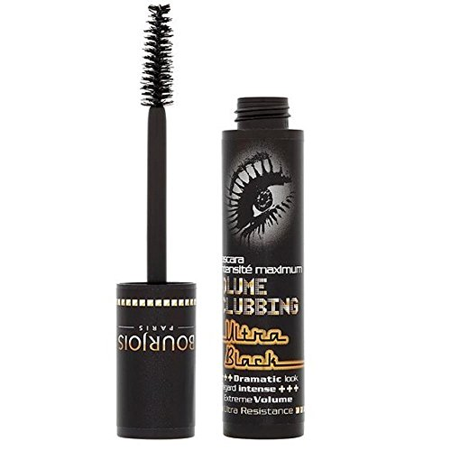 (Bourjois Volume Clubbing Mascara - Ultra Black )