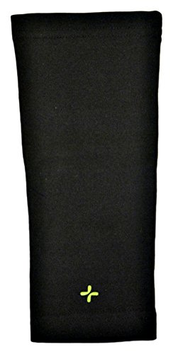 Care+Wear Long Ultra-Soft Antimicrobial PICC Line Cover, Black, Medium 13'-15