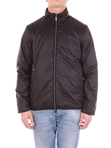 Outerwear Giacca Rrd Nero Poliestere W1705110 Uomo Aanwfq5