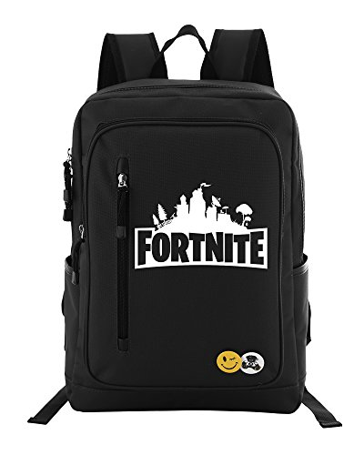 2cc089e5bd77 NEW Embroidered Fortnite Just play it parody gaming rucksack backpack PS4  XBOX