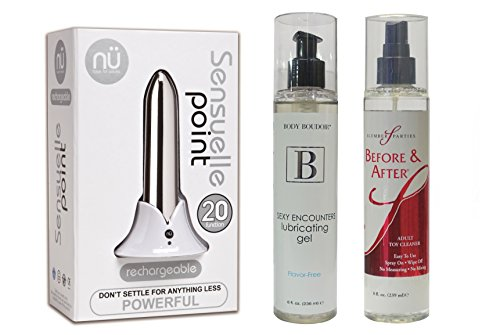 nu-sensuelle-point-rechargeable-20-function-bullet-silver-limited-time-valentines-day-gift-set-25-va