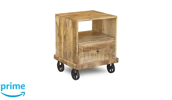 Amazon.com: Timbergirl Industrial Reclaimed Wood and Iron ...