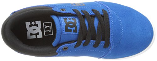 DCS Crisis B - Zapatillas de estar por casa Unisex niños Azul