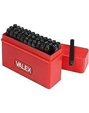 Valex Punzones, Rojo, Única