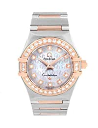Constellation Quartz Female Watch 1360.75.00 (Certified Pre-Owned)