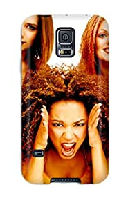 Durable Spice Girls Music People Music Back Case/cover For Galaxy S5