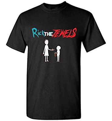 Rick the jewels rick and morty tshirt