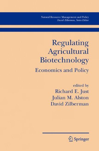 Download Regulating Agricultural Biotechnology: Economics and Policy (Natural Resource Management and Policy) pdf epub