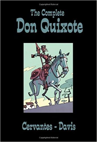 Image result for the complete don quixote graphic novel