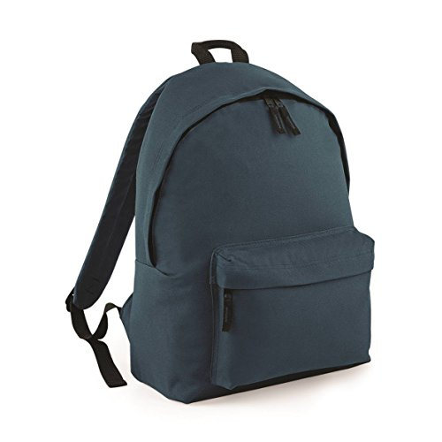 BagBase Grey Graphite Fashion Backpack BG125 Rq674